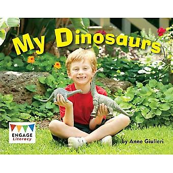My Dinosaurs (Engage Literacy Red)