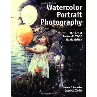 Watercolour Portrait Photography: The Art of Polaroid SX-70