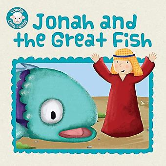 Jonah and the Great Fish (Candle Little Lambs)