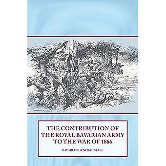 De bijdrage van de Koninklijke Beierse leger de oorlog van 1866
