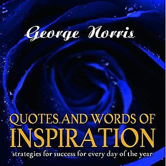Offerter och orden inspiration: strategier för framgång för varje dag på året