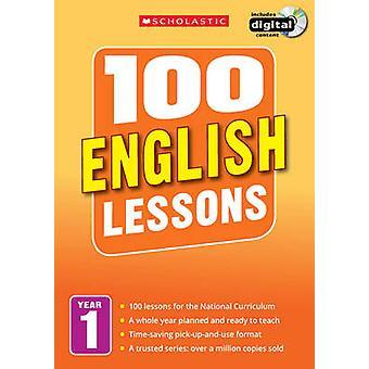 英語レッスン 100 - 1 - 年ジャン ・ エヴァンス - 9781407127590 本で 1 年