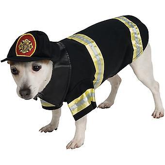 Firefighter Pet Costume
