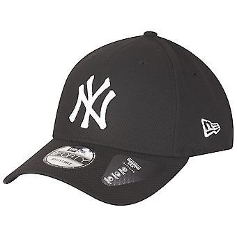 Nowa era 9Forty Cap - black DIAMOND New York Yankees