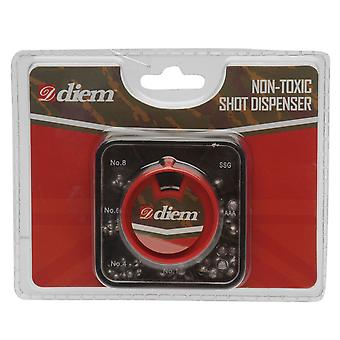 Diem Unisex 7 Division Shot Dispenser
