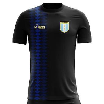 2020-2021 Argentina Away Concept Football Shirt - Kids
