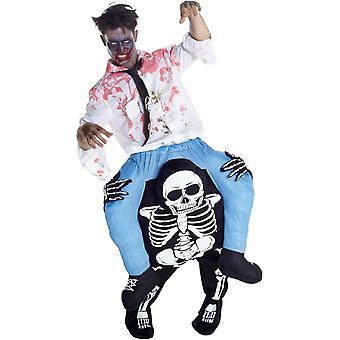 Skelet Piggyback volwassene