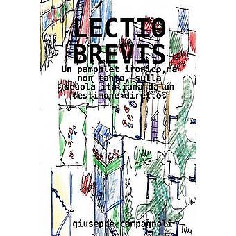LECTIO BREVIS by campagnoli & giuseppe