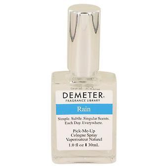 Demeter av Demeter regn Cologne Spray 1 oz/30 ml (kvinnor)