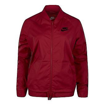 Nike Sportswear Women's Woven Nike Logo Jacket - 822001-620