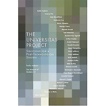 De Universitas Project: Oplossingen voor een post technologische samenleving