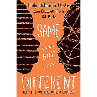 Same But Different by Holly Robinson Peete - 9780545094696 Book