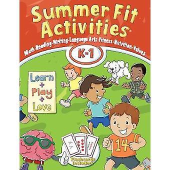 Summer Fit - Kindergarten - First Grade by Active Planet Kids Inc - K