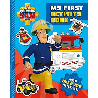 Fireman Sam-mi primer libro de actividades de Egmont UK Ltd-9781405285667