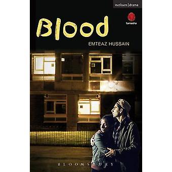 Blood by Emteaz Hussain - 9781474250795 Book