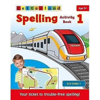 Spelling Activity Book 1 by Spelling Activity Book 1 - 9781782483021