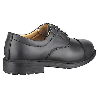 Amblers Safety Mens FS43 Antistatic Lace Up Oxford Safety Shoes