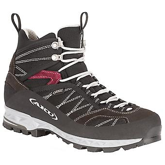 Aku negro/violeta mujeres Tengu Lite GTX botas para caminar