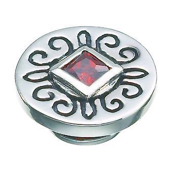 KAMELEON Cranberry Ice Sterling Silver JewelPop KJP385