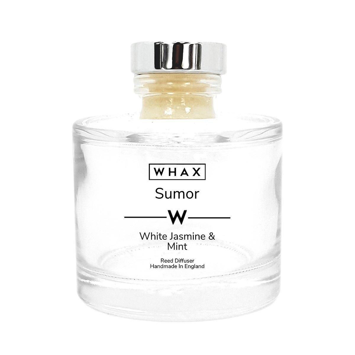 White jasmine & mint reed diffuser