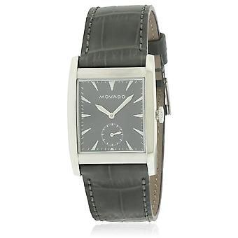 Movado erfgoed Leather Watch 3650048