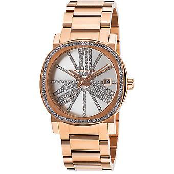 Wittnauer Rose Gold-Tone Ladies Watch WN4008