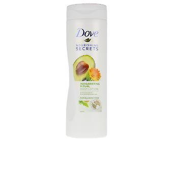 Dove Revitalizing Ritual Oil Oil Body Lotion 400 Ml Unisex