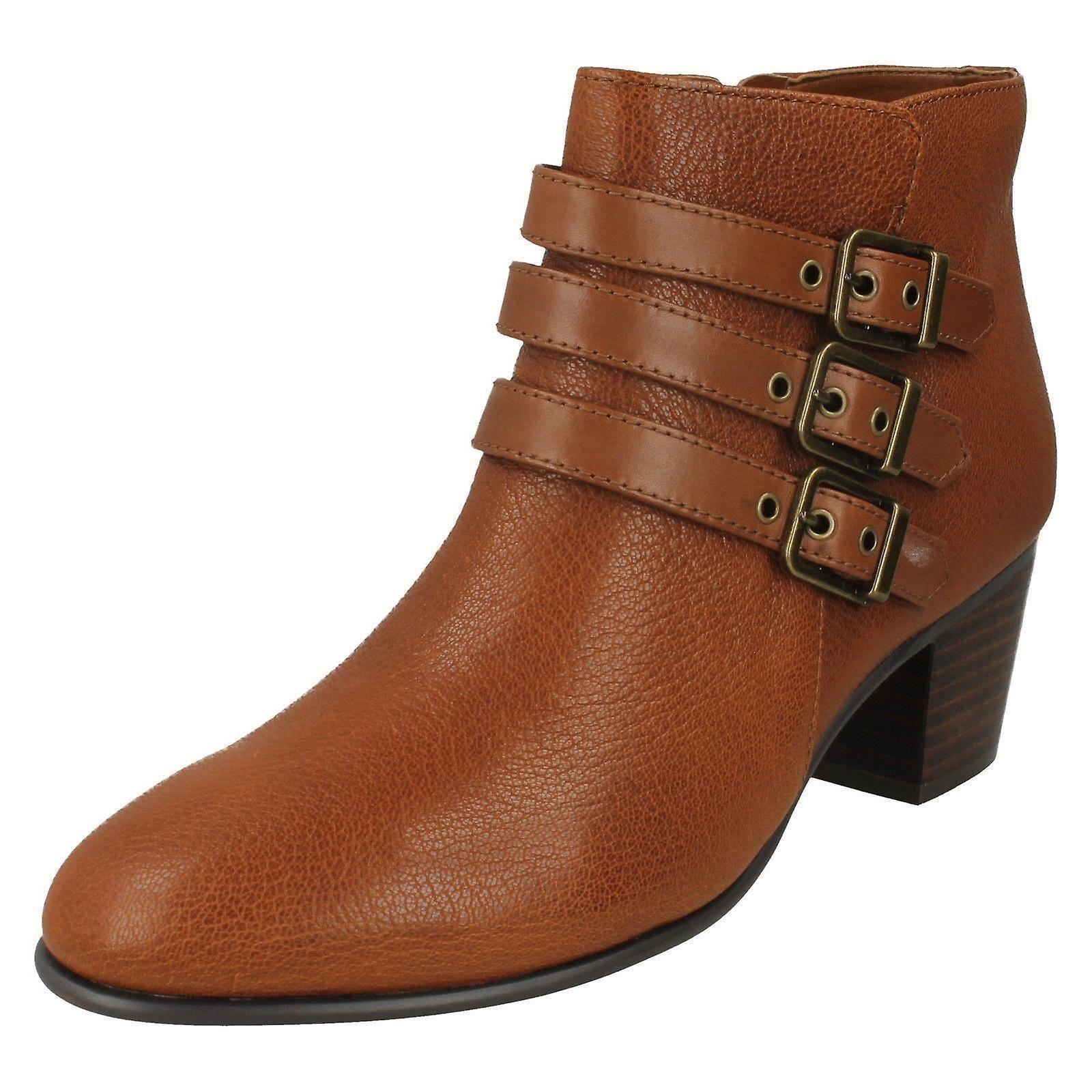 Clarks damskie obcasie kostkę buty Maypearl Rayna ukJ80