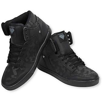 Shoes - CMS13 - Army Full Black