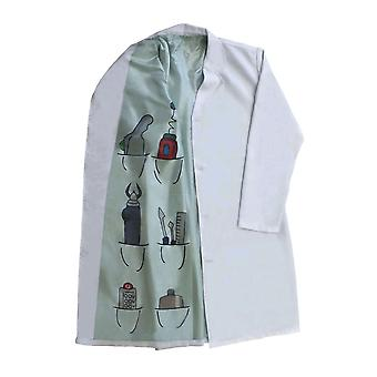 Rick and Morty Rick Lab Coat Replica