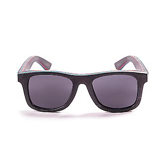 Venice Beach Ocean Wood Sunglasses