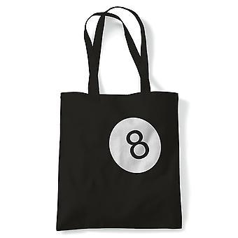 8 Ball Kustom Kulture, Car Tote - Reusable Shopping Canvas Bag Cadeau