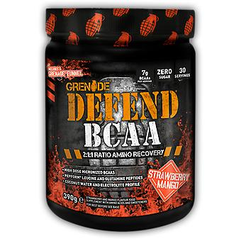 Granate verteidigen BCAA Amino Recovery Zero Sugar Nahrungsergänzungsmittel