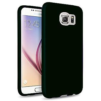 Samsung Galaxy S6 Custodia Nero - CoolSkin