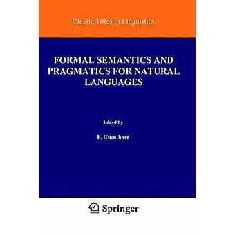 Formell semantikk og pragmatikk for naturlige språk av Guenthner & Franz