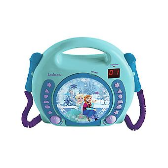 Disney Frozen CD Player mit Mikrofonen