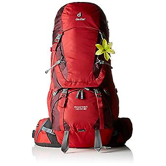 Deuter Aircontact 40 - 10 SL - Women's Backpack - Red (Cranberry/Aubergine) - 24x36x45 Centimeters (W x H x L)