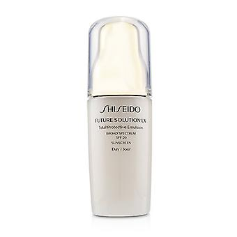 Shiseido Future Solution LX Total Protective Emulsion SPF 20 75ml/2.5oz