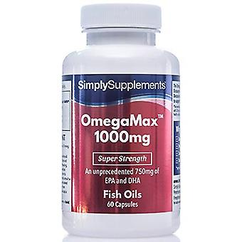 Omegamax - 1000mg