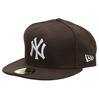 Nuova Era New York Yankees Fitted Hat Mens stile: Nyyankee02