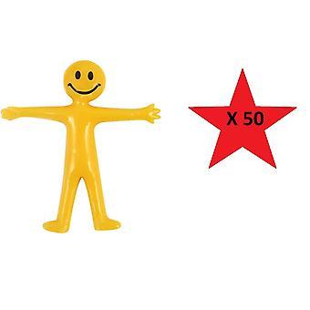 Strechies smile man-50 leveres