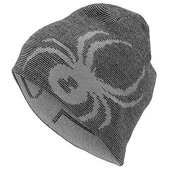 Spyder REVERSIBLE INNSBRUCK Heren Ski Winter Hat - Gris