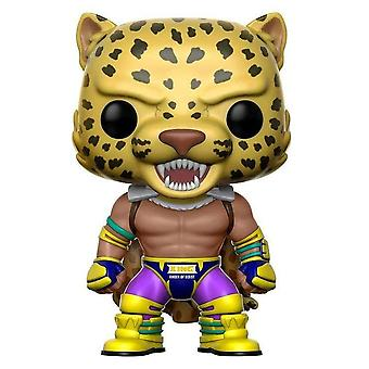 Tekken King (Caped) US Exclusive Pop! Vinyl