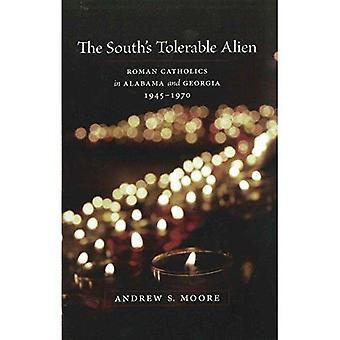 Sør tålelig Alien: katolikker i Alabama og Georgia, 1945-1970