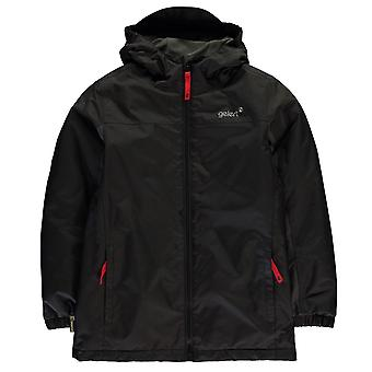 Gelert Girls Kids Horizon Insulated Lightweight Hooded Jacket Outerwear
