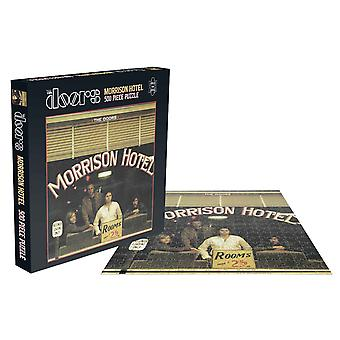 The Doors Jigsaw Puzzle Morrison Hotel Album Cover new Official 500 Piece
