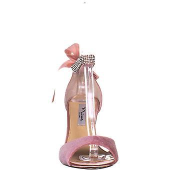Vinnie de Nina Womens Open Toe ocasión especial alpargata sandalias