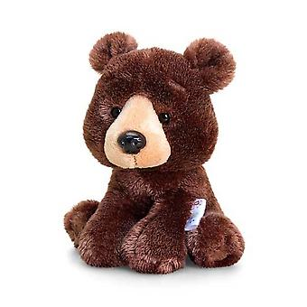 Keel Pippins Brown Bear Soft Toy 14cm