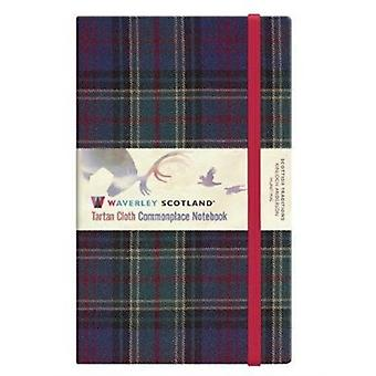 Hunting Tartan Large 21 x 13cm Scottish Traditions by From an idea by Ron Grosset