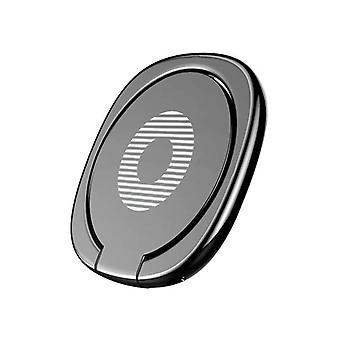 Metalen vinger ring houder smartphone mobiele stand 360 graden